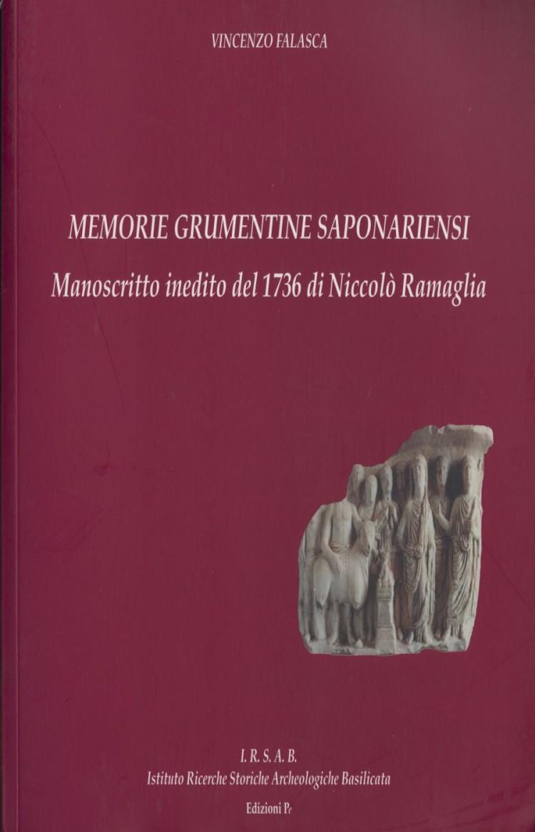MEMORIE GRUMENTINE SAPONARIESI